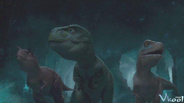 Vua Khủng Long: Phiêu Lưu Đến Vùng Núi Lửa (Dino King 3d: Journey To Fire Mountain)