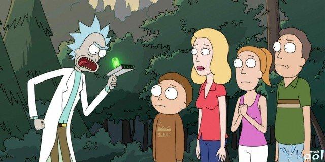 Xem Phim Rick Và Morty 4 - Rick & Morty: Season 4 - Ahaphim.com - Ảnh 3