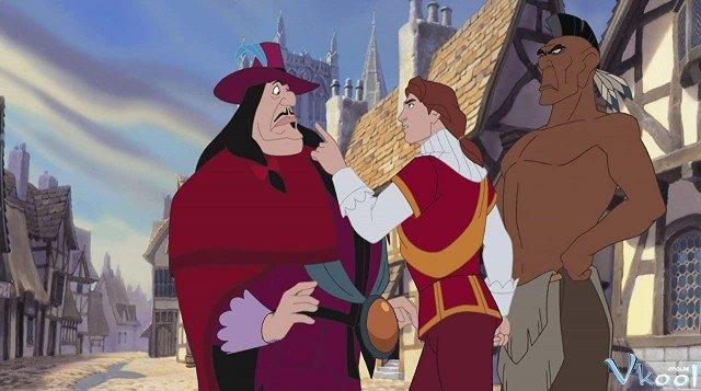 Xem Phim Công Chúa Da Đỏ 2: Hành Trình Đến Với Thế Giới Mới - Pocahontas 2: Journey To A New World - Ahaphim.com - Ảnh 3
