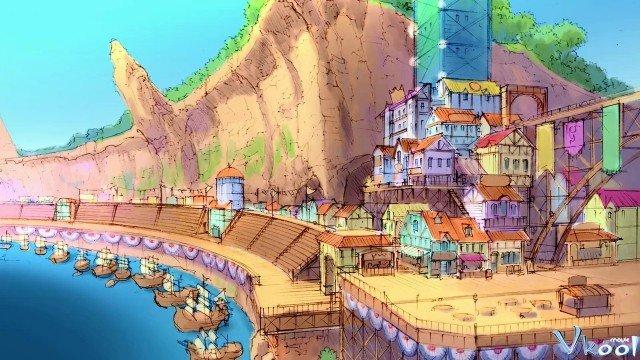 Xem Phim Đảo Hải Tặc: Sự Náo Loạn - One Piece Movie 14: Stampede - Ahaphim.com - Ảnh 4
