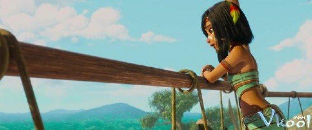 Xem Phim Ainbo: Nữ Chiến Binh Amazon - Ainbo: Spirit Of The Amazon - Ahaphim.com - Ảnh 4