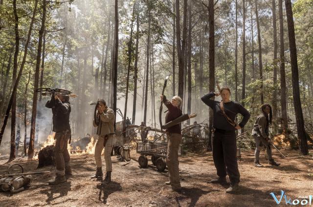 Xem Phim Xác Sống 10 - The Walking Dead Season 10 - Ahaphim.com - Ảnh 3
