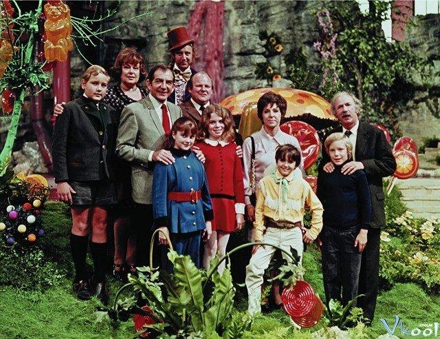 Willy Wonka Và Nhà Máy Socola (Willy Wonka & The Chocolate Factory)