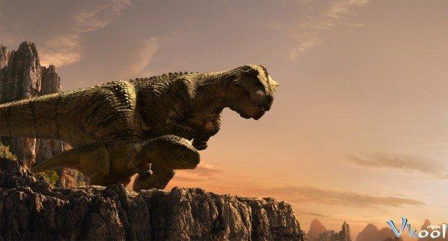Xem Phim Vua Khủng Long: Phiêu Lưu Đến Vùng Núi Lửa - Dino King 3d: Journey To Fire Mountain - Ahaphim.com - Ảnh 2