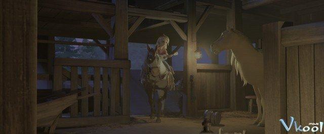 Spirit: Chú Ngựa Bất Kham (Spirit Untamed)