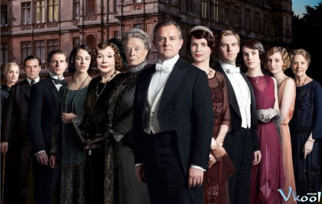 Gia Trang Downton 3 (Downton Abbey Season 3)