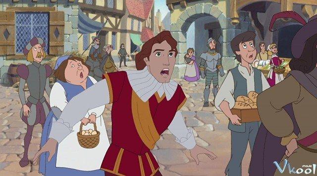 Công Chúa Da Đỏ 2: Hành Trình Đến Với Thế Giới Mới (Pocahontas 2: Journey To A New World)