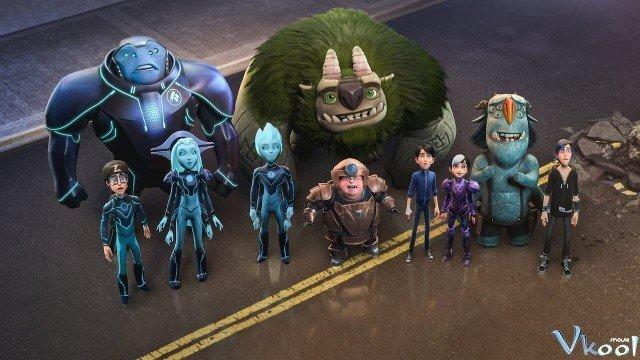 Xem Phim Thợ Săn Yêu Tinh: Titan Trỗi Dậy - Trollhunters: Rise Of The Titans - Ahaphim.com - Ảnh 3