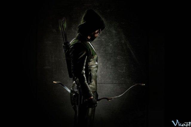 Mũi Tên Xanh (Arrow Season 1)