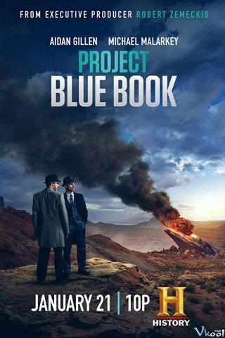 Truy Tìm Ufo 2 (Project Blue Book Season 2)