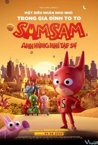 Samsam: Anh Hùng Nhí Tập Sự (Samsam)