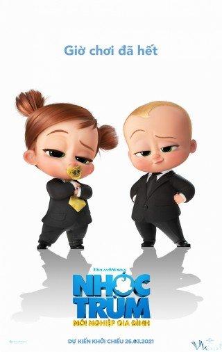Nhóc Trùm: Nối Nghiệp Gia Đình (The Boss Baby Family Business)