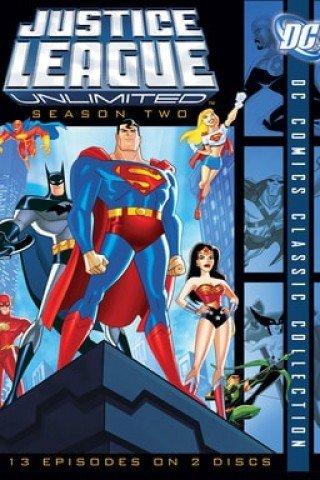 Liên Minh Công Lý Phần 2 (Justice League Season 2)