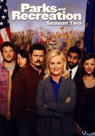 Cục Quản Lí Công Viên Và Giải Trí 2 (Parks And Recreation Season 2)