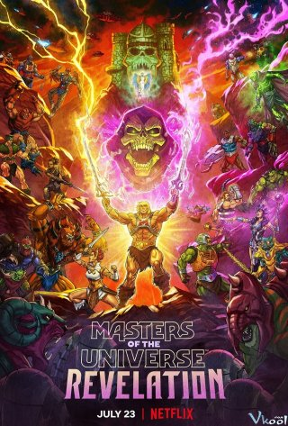 Những Chủ Nhân Vũ Trụ: Khải Huyền (Masters Of The Universe: Revelation)