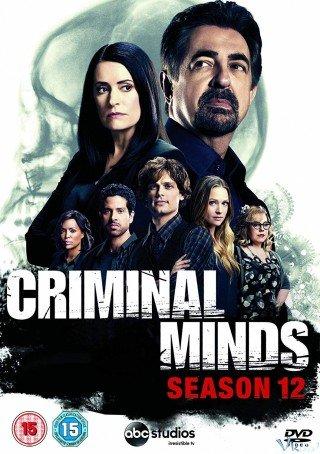 Hành Vi Phạm Tội Phần 12 (Criminal Minds Season 12)