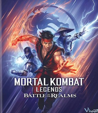 Huyền Thoại Rồng Đen: Cuộc Chiến Của Các Vương Quốc (Mortal Kombat Legends: Battle Of The Realms)
