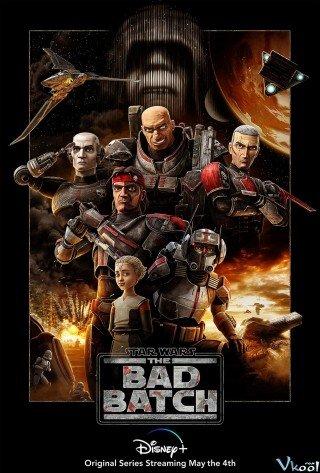 Star Wars: Lực Lượng Nhân Bản 99 (Star Wars: The Bad Batch)