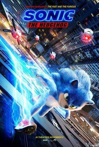 Tiểu Quái Sonic (Sonic The Hedgehog)