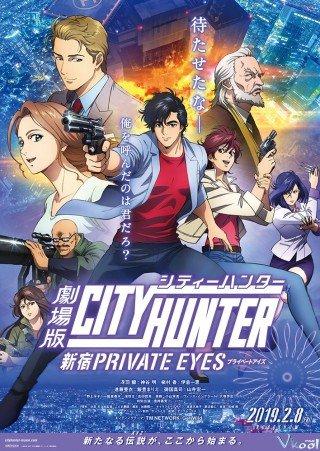 Thợ Săn Thành Phố: Căn Cứ Bí Mật Shinjuku (City Hunter: Shinjuku Private Eyes)