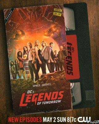 Huyền Thoại Ngày Mai Phần 6 (Legends Of Tomorrow Season 6)
