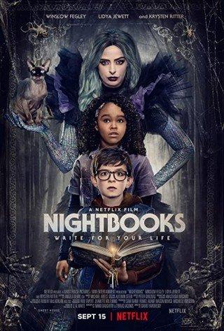 Chuyện Kinh Dị Đêm Nay (Nightbooks)
