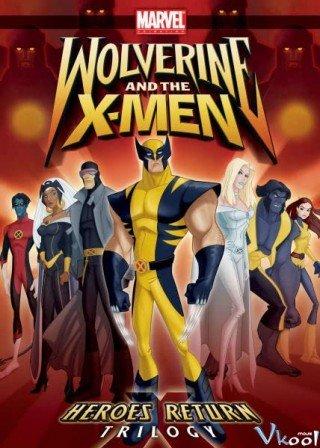 Người Sói Và Dị Nhân (Wolverine And The X-men)